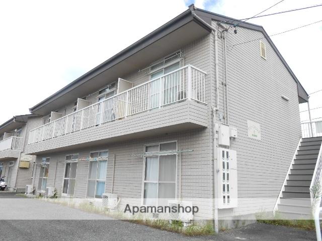 長野県松本市、松本駅バス15分並柳団地口下車後徒歩10分の築25年 2階建の賃貸アパート