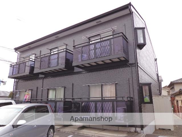 長野県松本市、南松本駅徒歩10分の築16年 2階建の賃貸アパート