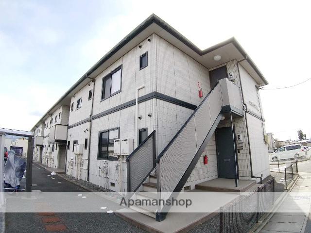 長野県松本市、松本駅バス20分下二子下車後徒歩7分の築14年 2階建の賃貸アパート
