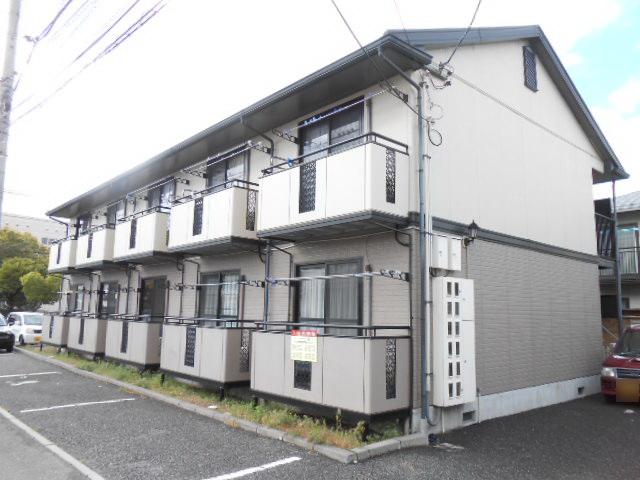 長野県松本市、南松本駅徒歩17分の築20年 2階建の賃貸アパート