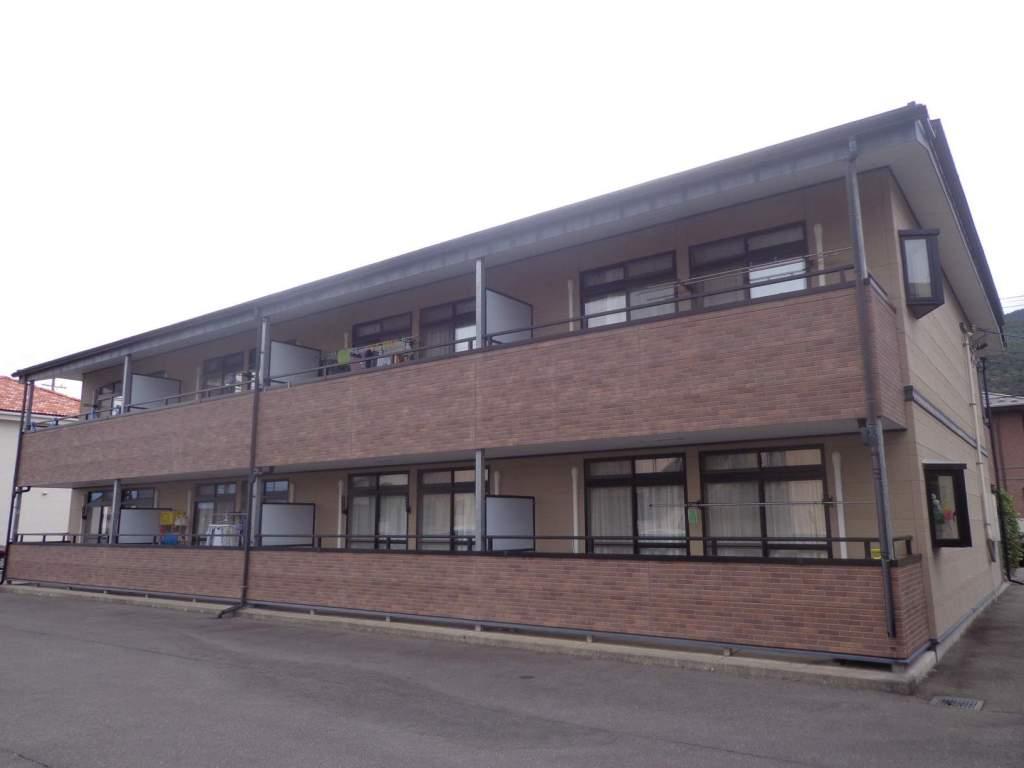 長野県松本市、松本駅バス20分美ヶ原温泉下車後徒歩5分の築15年 2階建の賃貸アパート