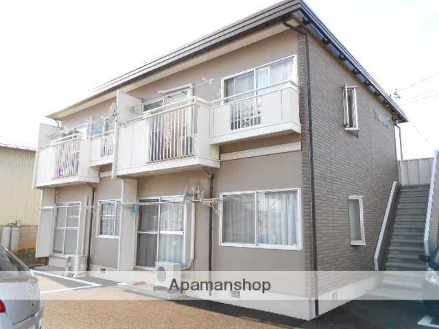 長野県松本市、村井駅徒歩12分の築27年 2階建の賃貸アパート