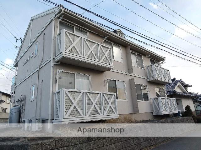 長野県松本市、村井駅バス5分寿台西口下車後徒歩5分の築29年 2階建の賃貸アパート