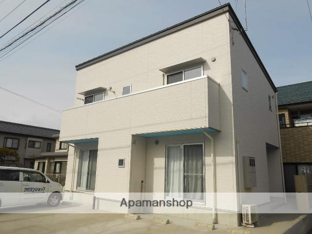 長野県松本市、平田駅徒歩9分の築3年 2階建の賃貸アパート