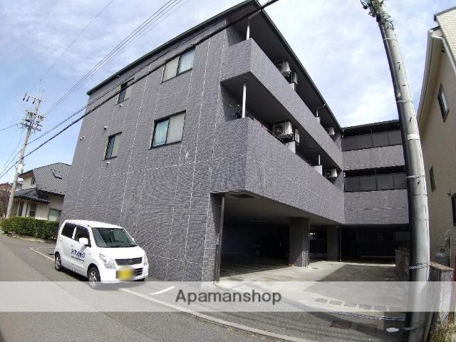 長野県松本市、松本駅バス25分石芝町下車後徒歩5分の築12年 3階建の賃貸マンション