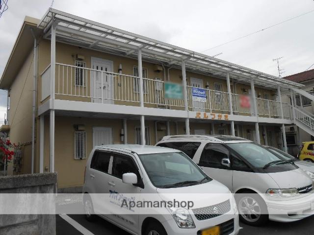 長野県松本市、村井駅徒歩20分の築23年 2階建の賃貸アパート