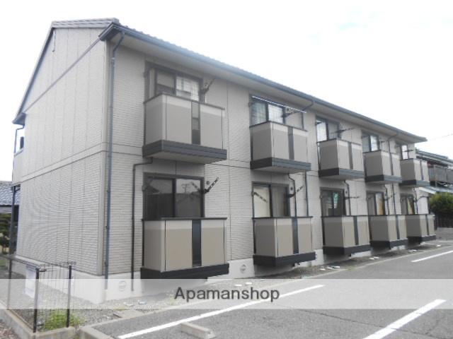 長野県松本市、南松本駅徒歩17分の築16年 2階建の賃貸アパート