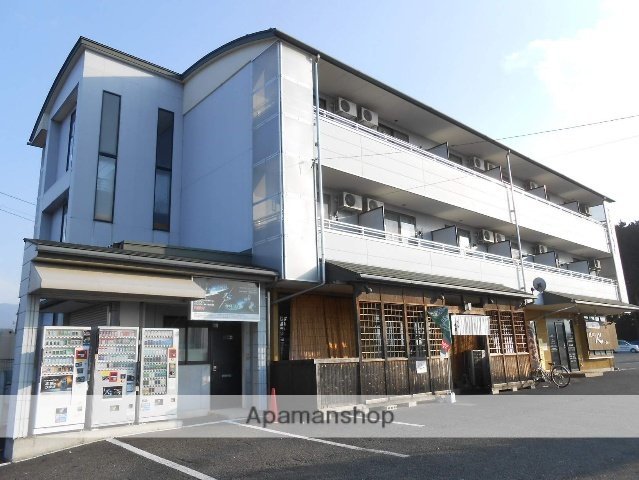 長野県松本市、村井駅徒歩9分の築17年 3階建の賃貸アパート
