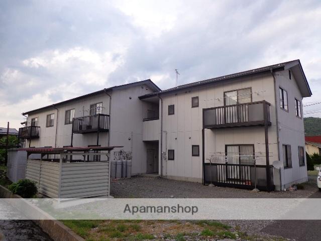 長野県松本市、島内駅徒歩4分の築21年 2階建の賃貸アパート