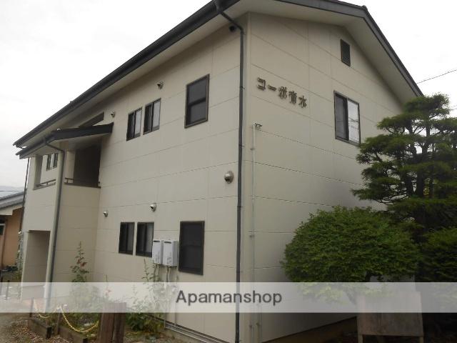 長野県松本市、松本駅バス28分小俣下車後徒歩4分の築11年 2階建の賃貸アパート