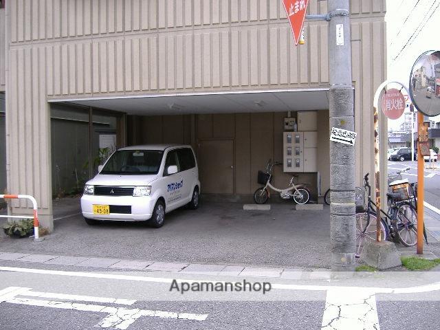長野県松本市、北松本駅徒歩4分の築22年 3階建の賃貸マンション