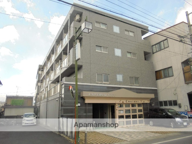 長野県松本市、松本駅徒歩16分の築14年 4階建の賃貸マンション