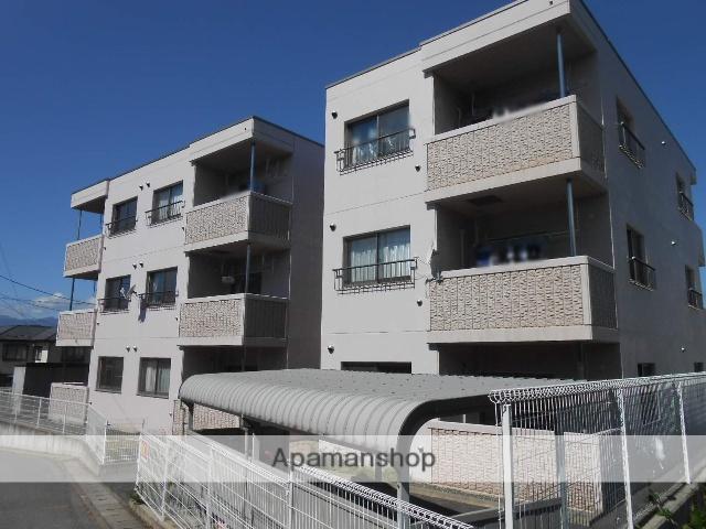 長野県松本市、村井駅バス10分寿台東口下車後徒歩5分の築12年 3階建の賃貸マンション