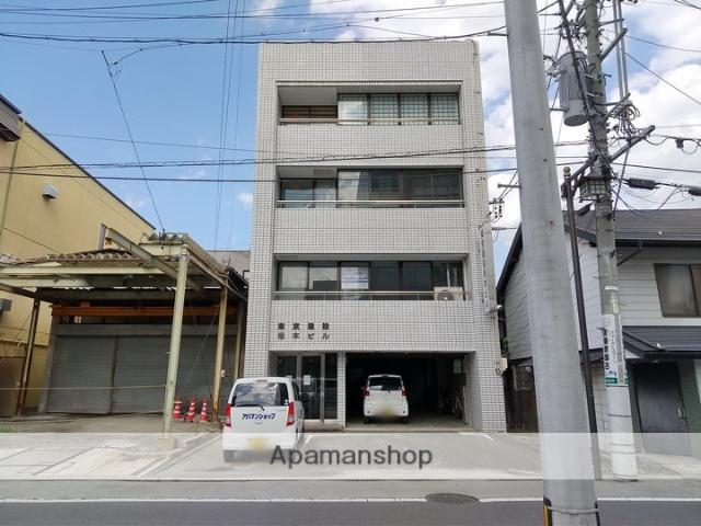 長野県松本市、北松本駅徒歩20分の築35年 4階建の賃貸マンション