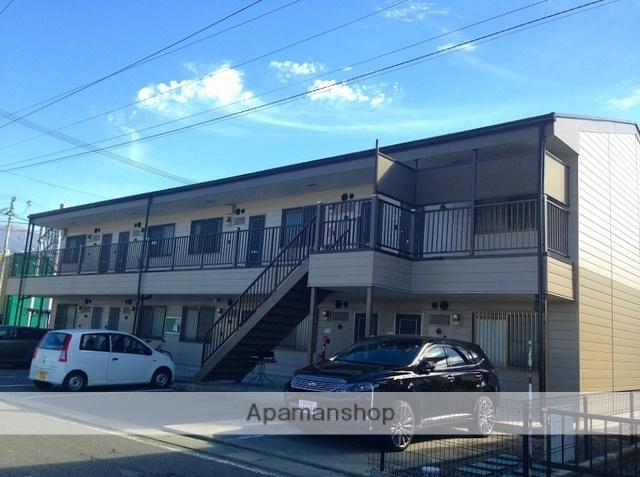 長野県松本市、平田駅徒歩9分の築13年 2階建の賃貸アパート