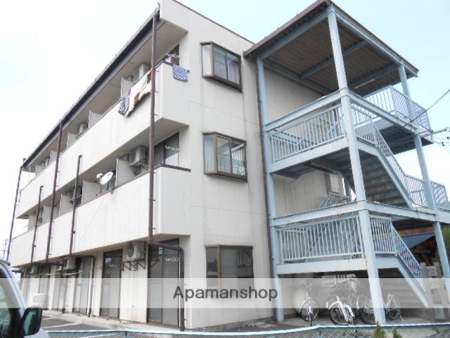 長野県松本市、松本駅アルピコバス22分菅野中学校前下車後徒歩2分の築28年 3階建の賃貸マンション