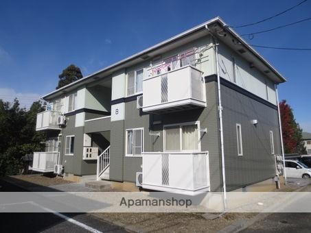 長野県松本市、平田駅バス20分倉田病院前下車後徒歩10分の築18年 2階建の賃貸アパート