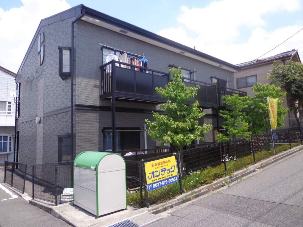 長野県松本市、南松本駅徒歩12分の築26年 2階建の賃貸アパート