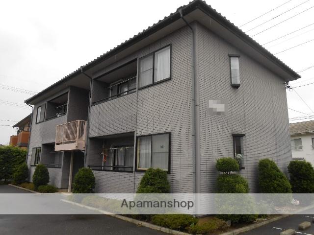 長野県松本市、平田駅徒歩18分の築19年 2階建の賃貸アパート