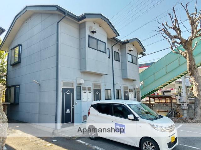 長野県松本市、島内駅徒歩5分の築18年 2階建の賃貸アパート