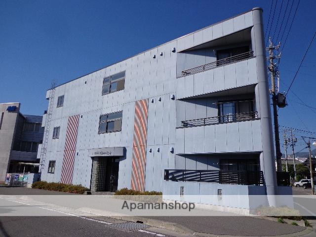長野県松本市、北松本駅徒歩1分の築15年 3階建の賃貸マンション