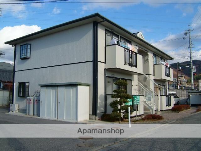 長野県松本市、松本駅バス17分水汲下車後徒歩5分の築23年 2階建の賃貸アパート