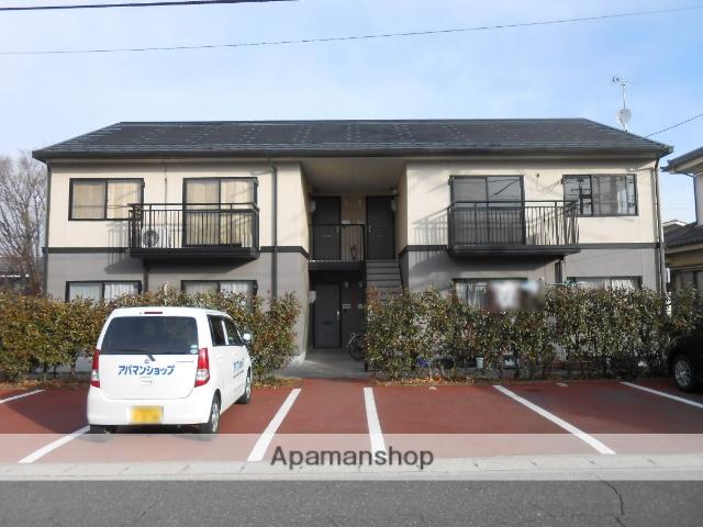 長野県松本市、村井駅徒歩10分の築22年 2階建の賃貸アパート