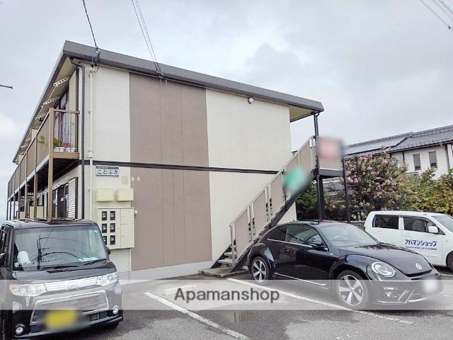 長野県松本市、松本駅バス29分寿台西口下車後徒歩8分の築24年 2階建の賃貸アパート