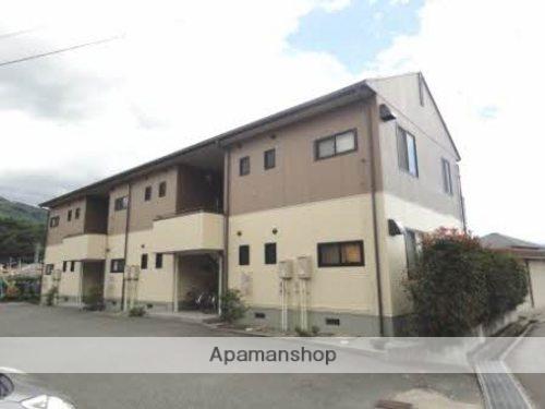長野県松本市、松本駅バス25分女鳥羽中口下車後徒歩9分の築21年 2階建の賃貸アパート