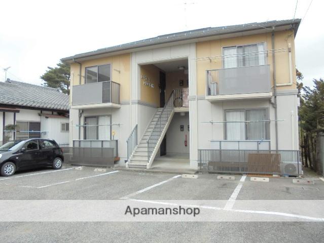 長野県松本市、下島駅徒歩23分の築14年 2階建の賃貸アパート