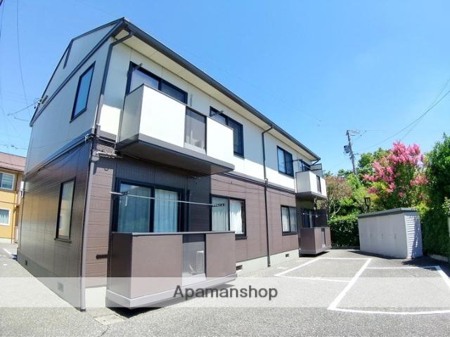 長野県松本市、北松本駅徒歩28分の築14年 2階建の賃貸アパート