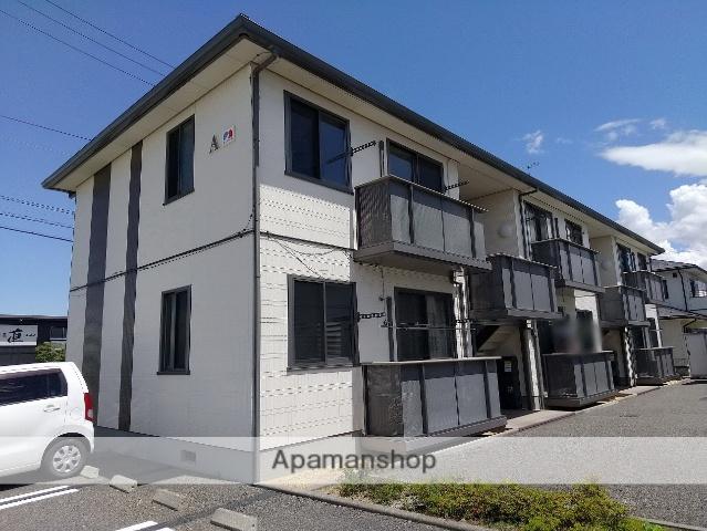 長野県松本市、村井駅徒歩11分の築16年 2階建の賃貸アパート