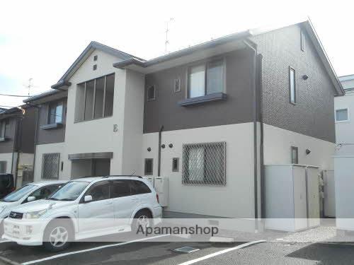 長野県松本市、三溝駅徒歩14分の築15年 2階建の賃貸アパート