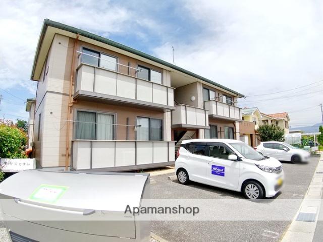 長野県松本市、島高松駅徒歩13分の築15年 2階建の賃貸アパート