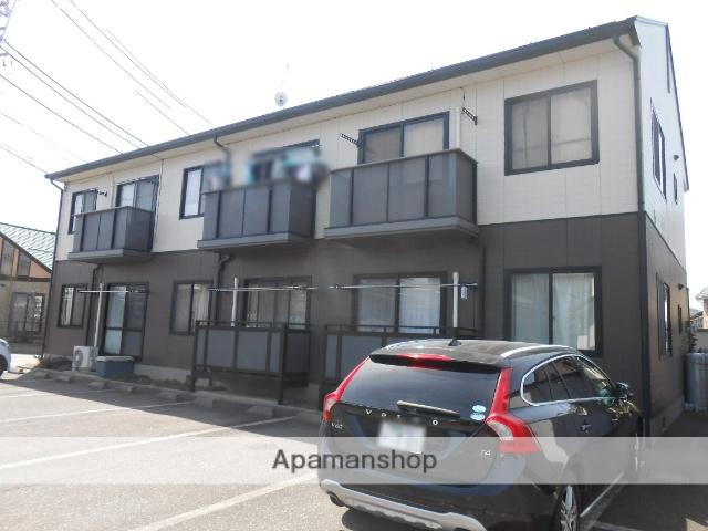 長野県松本市、村井駅徒歩9分の築20年 2階建の賃貸アパート