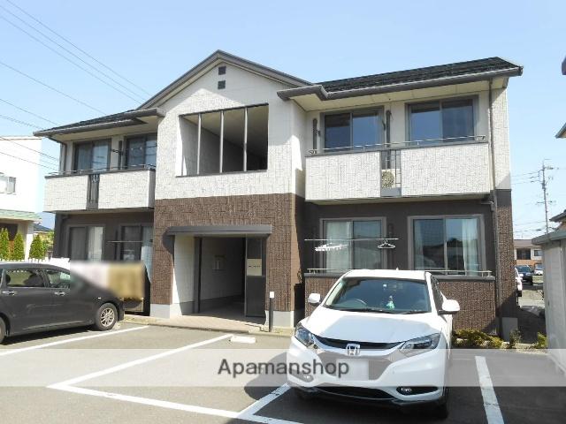 長野県松本市、松本駅バス20分下二子下車後徒歩5分の築15年 2階建の賃貸アパート