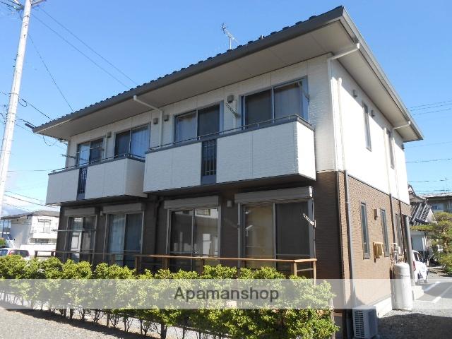 長野県松本市、南松本駅徒歩17分の築4年 2階建の賃貸テラスハウス