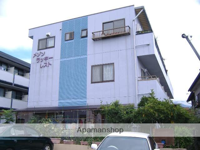長野県松本市、松本駅徒歩13分の築13年 3階建の賃貸マンション