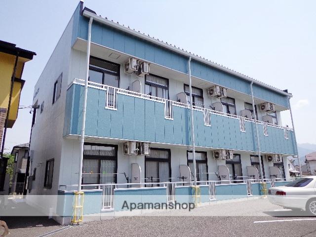 長野県松本市、南松本駅徒歩17分の築15年 2階建の賃貸マンション