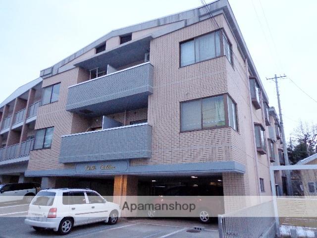 長野県松本市、松本駅バス10分蟻ケ崎北バス停下車後徒歩1分の築28年 3階建の賃貸マンション