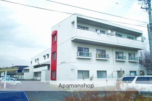 長野県松本市、南松本駅徒歩19分の築27年 3階建の賃貸マンション