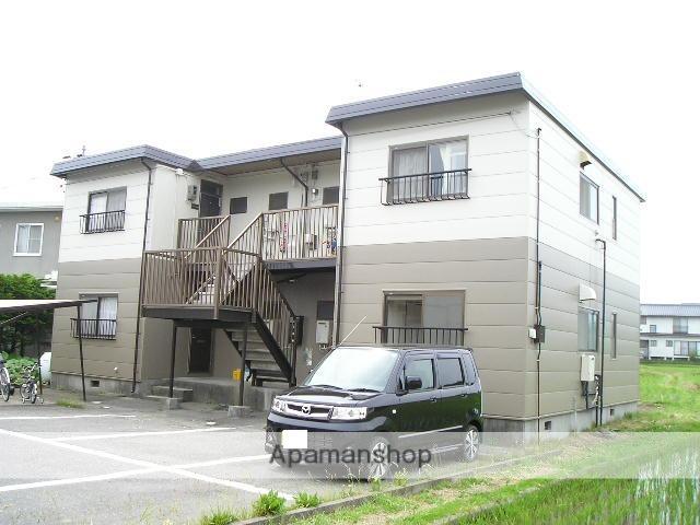 長野県松本市、村井駅徒歩11分の築27年 2階建の賃貸アパート