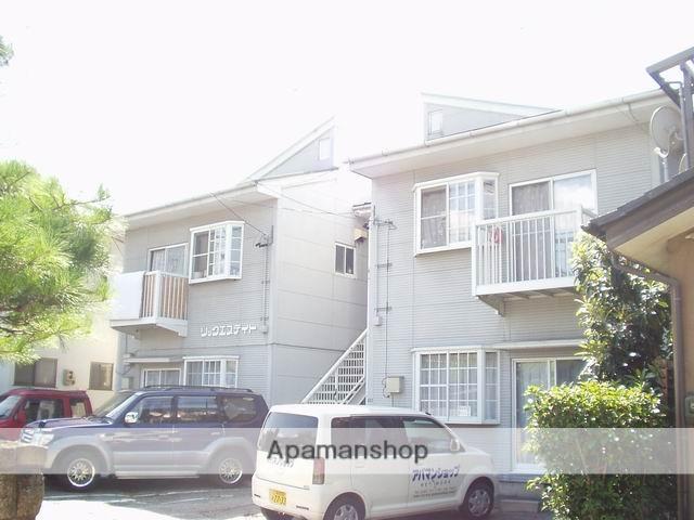 長野県松本市、平田駅徒歩19分の築28年 2階建の賃貸アパート