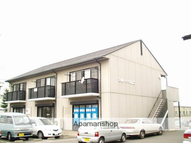 長野県松本市、平田駅徒歩10分の築19年 2階建の賃貸アパート