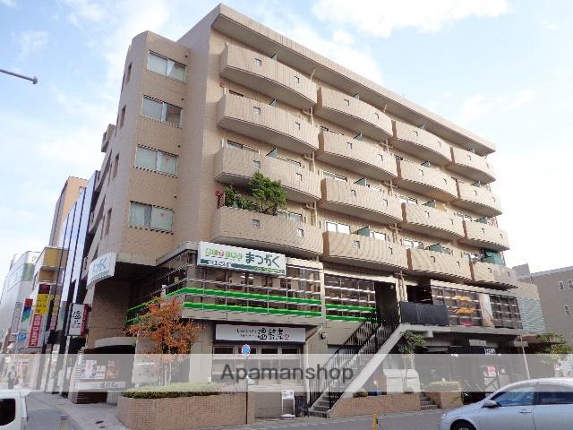 長野県松本市、北松本駅徒歩12分の築17年 6階建の賃貸マンション