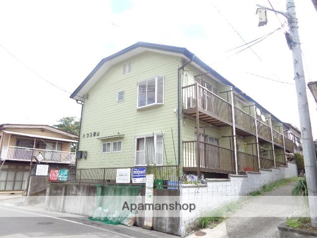 長野県長野市、善光寺下駅徒歩16分の築29年 2階建の賃貸アパート