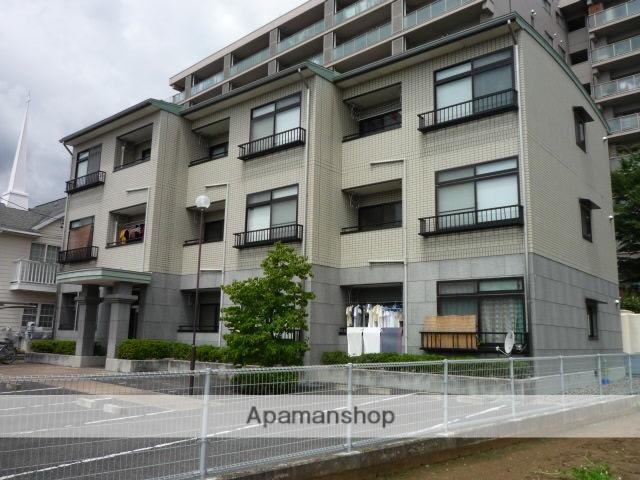 長野県長野市、北長野駅徒歩12分の築22年 3階建の賃貸マンション