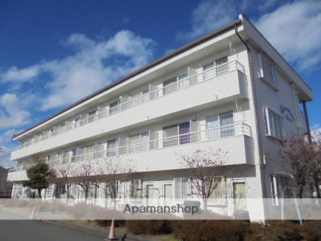 長野県長野市、長野駅徒歩58分の築25年 3階建の賃貸マンション