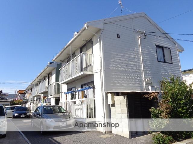 長野県長野市、長野駅徒歩23分の築27年 2階建の賃貸アパート