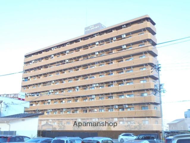 長野県長野市、市役所前駅徒歩15分の築26年 10階建の賃貸マンション